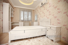 Sleeping set for a nursery