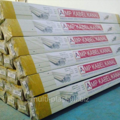 Cable channel (Box) from PVC 25х25