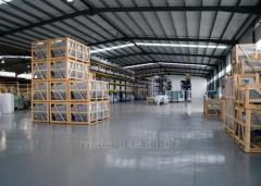Storage facility (Scrap metal dealer Dzhami's