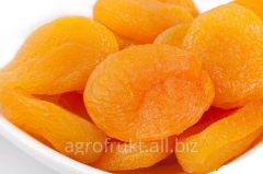 Dried apricot of the extra class Dried apricots