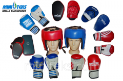 Stock for boxing