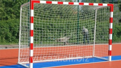 Grids for a mini-football goal