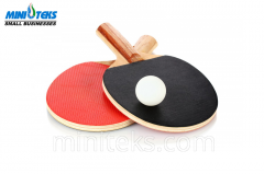 Rackets for table tennis in Uzbekistan