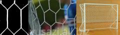 Сетки для мини-футбольных, гандбольных ворот