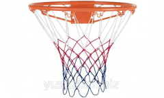 Grids on basketball rings