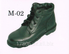 Boots M – 02 Genuine leather