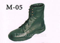 Footwear professional M – 05 Genuine leather