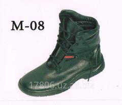 M winter men's shoes – 08 Genuine leather