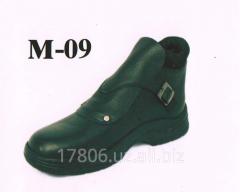 Footwear protective welding model M – 09 Genuine