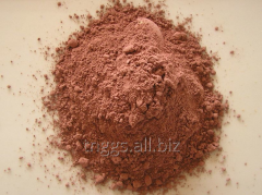 HYDROMICACEOUS DRY MUD RED KG-2