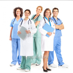 Overalls for medical personnel
