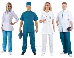 Костюмы медицинские