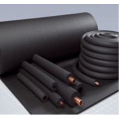Armafleks Ø of 20 mm isolation for a pipe in