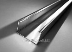 Profiles are steel ben
