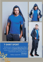 T-shirt for sport of T-SHIRT SPORT (supremas of