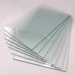 Glass shee