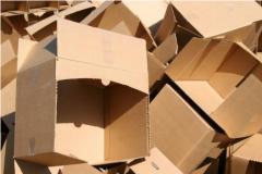 Ящики и коробки из прессованного картона