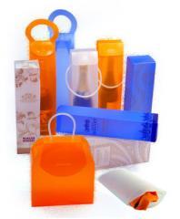Упаковка из пластика