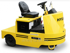 Electrotractor, electric cart models 15PA-7 and