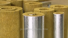 Cylinders, shells, wire, paroizolyatsionny for
