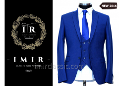 El traje de hombre 1001-1