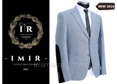 El traje de hombre 1002-1