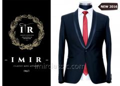 El traje de hombre 1004-1