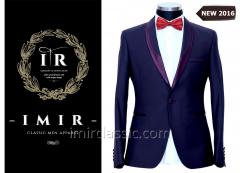 El traje de hombre 1014-1