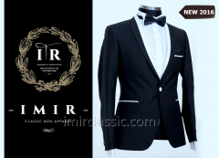 El traje de hombre 1017-1