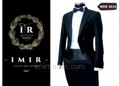 Men's suit 1018-1