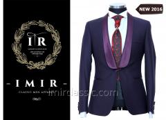 El traje de hombre 1019-1