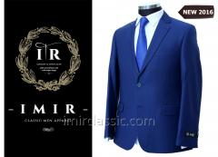 El traje de hombre 1020-1