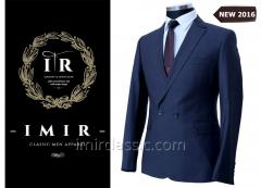 El traje de hombre 1021-1