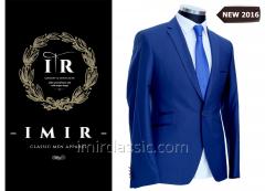 El traje de hombre 1025-1