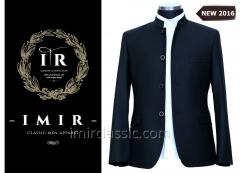El traje de hombre 1026-1