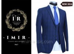 Men's suit 1028-1