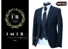 El traje de hombre 1032-1