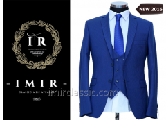 El traje de hombre 1034-1