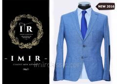 El traje de hombre 1036-1