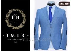 El traje de hombre 1037-1