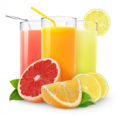 Equipment for production of fruit juices and soft