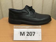 Полуботинки мужские M 207