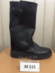 Ботинки высокоберцовые М 115