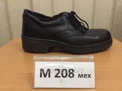 Special footwear M 208 fur