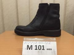 Ботинки мужские M 101 мех