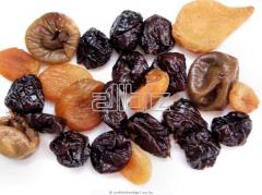 Сухофрукты урюк, яблоко, слива, абрикос