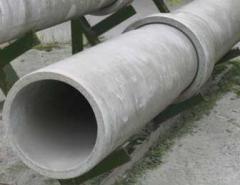 Asbestos-cement pipe