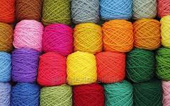 Yarn of cotton 100%