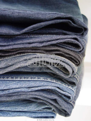 The clothes are jeans