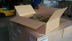 Упаковка картонная водостойкая